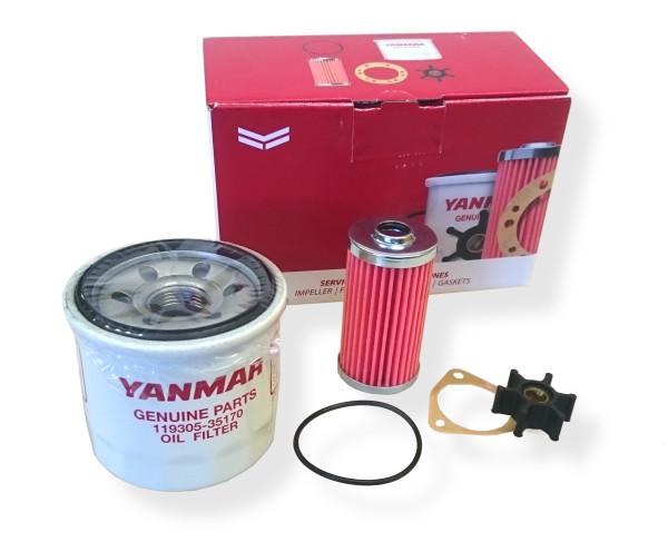 Huoltosarja 1GM, 1GM10 Yanmar moottorille