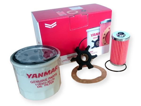 Huoltosarja 2GMF, 3GMF Yanmar moottorille