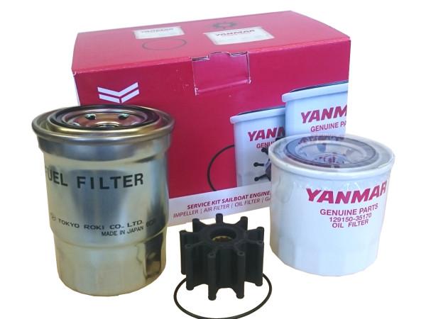 Huoltosarja 4JH2-UTE Yanmar moottorille