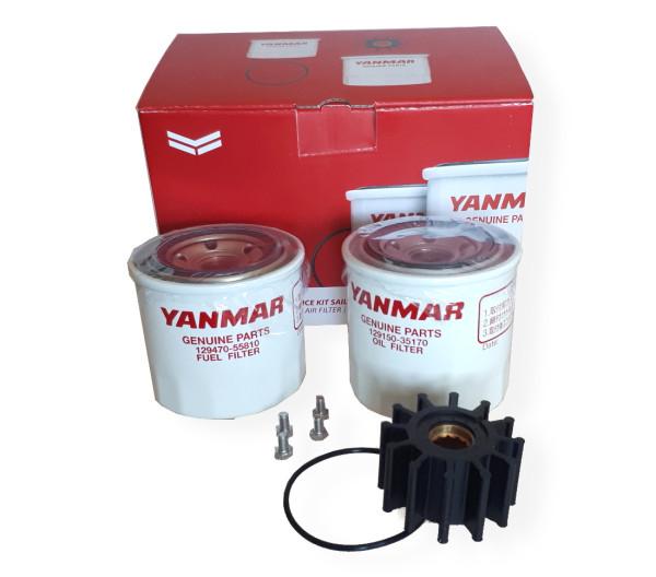 Huoltosarja 4JH3-E 4JH4-E Yanmar