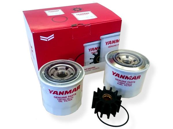 Huoltosarja 4JH4 Yanmar moottorille
