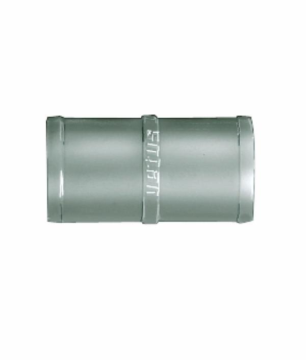 Pakoletkun letkuliitin, suora Ø 65 mm