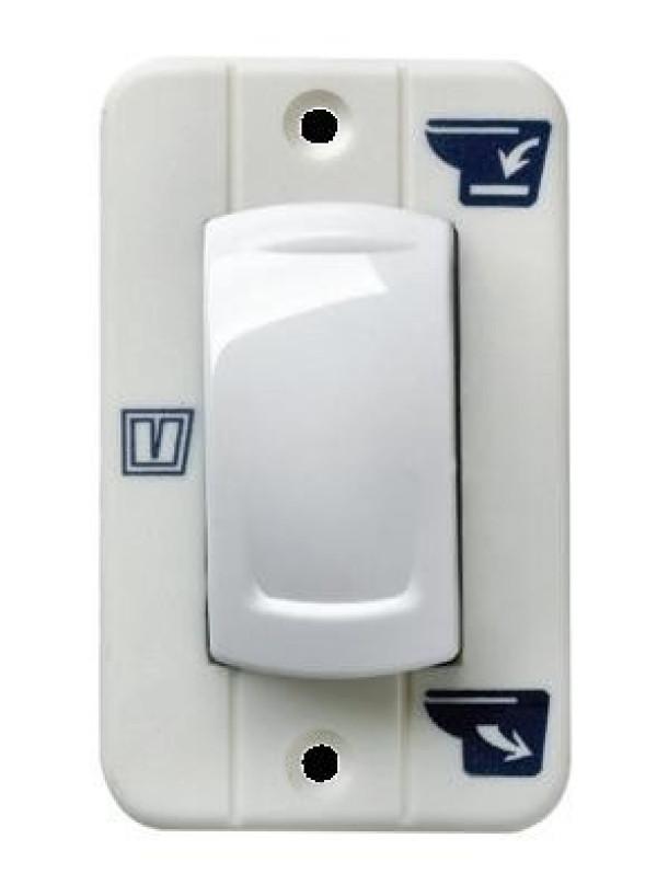 Keinuvipukytkin TMWQ/TMS WC-istuimelle, 12/24 V
