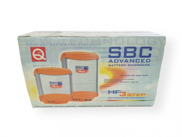 Akkulaturi SBC ADV140, Quick (1 kpl jäljellä)