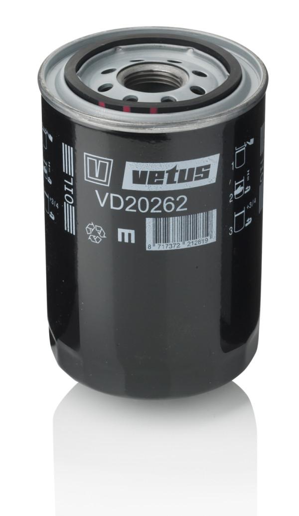 VD20262 öljynsuodatin DT(A)43-44