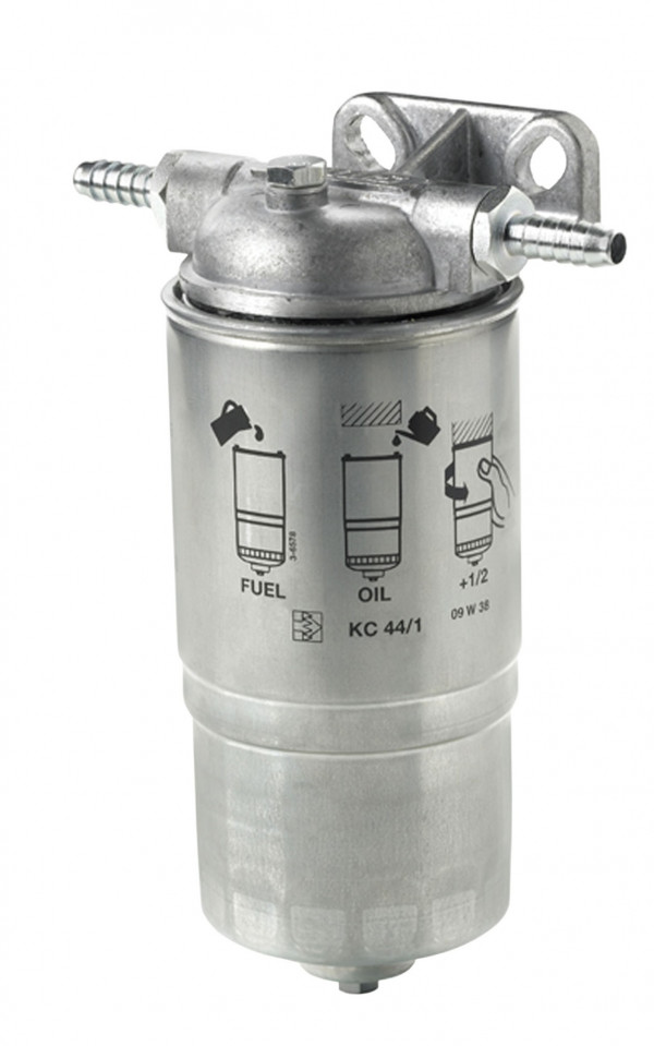 Veden erotin/esisuodatin WS180 (110 l/h / max 180)